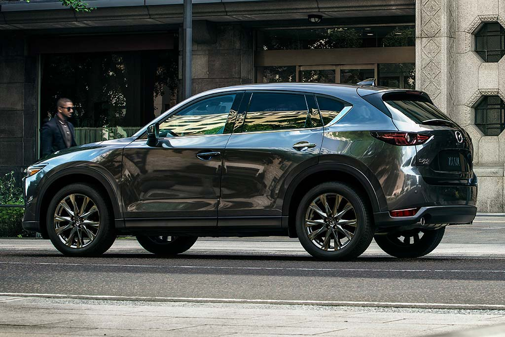 2020 Toyota RAV4 vs. 2020 Mazda CX-5: Which Is Better? featured image large thumb6