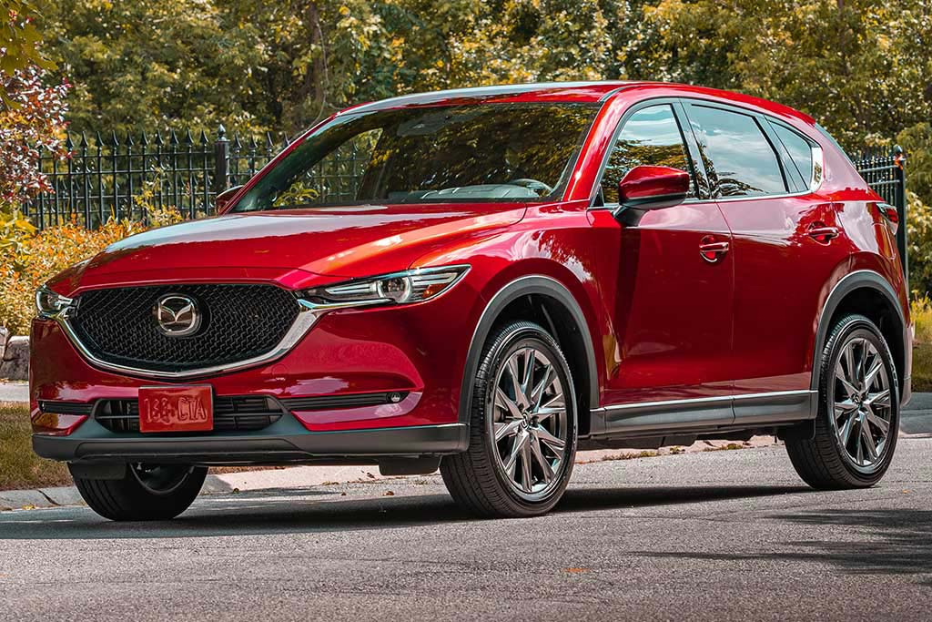 2020 Toyota RAV4 vs. 2020 Mazda CX-5: Which Is Better? featured image large thumb2