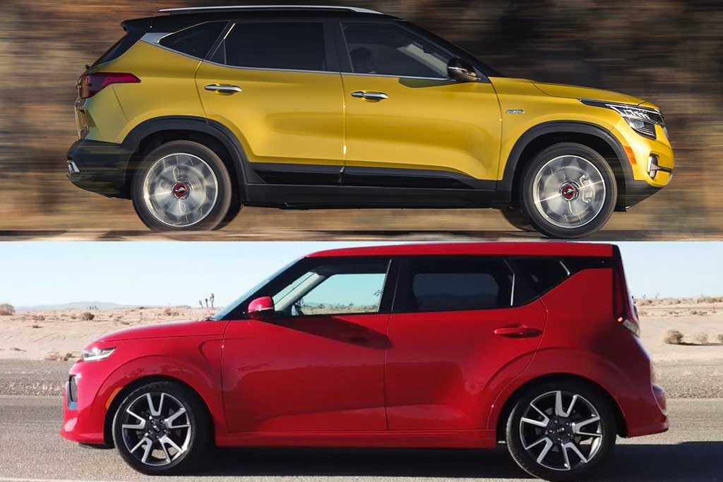 2021 Kia Seltos vs. 2020 Kia Soul: What's the Difference? featured image large thumb0