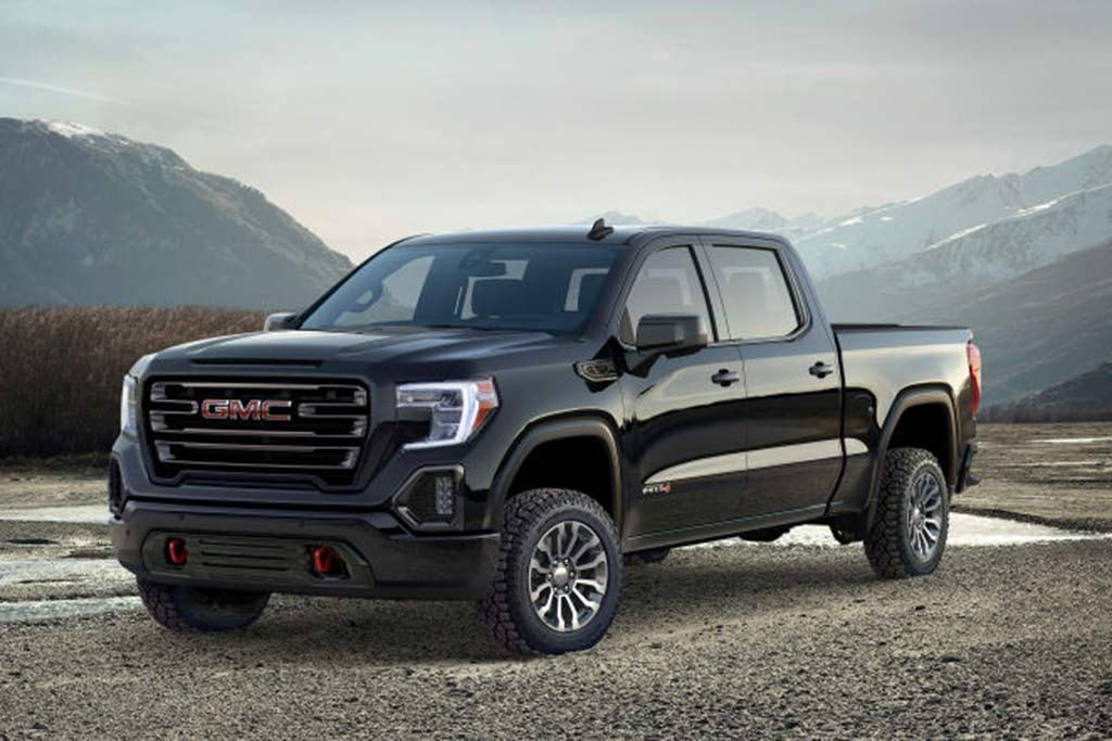 The GMC Sierra AT4 Is a Truck for Rugged, Well-Off Dads ...