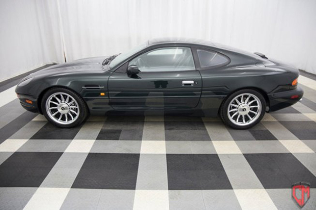 Autotrader Find: Paul Allen's Aston Martin DB7 With 1,500 Miles featured image large thumb0