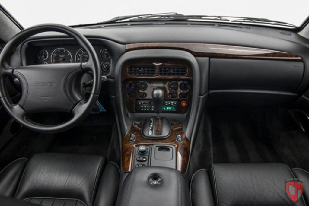 Autotrader Find: Paul Allen's Aston Martin DB7 With 1,500 Miles featured image large thumb1