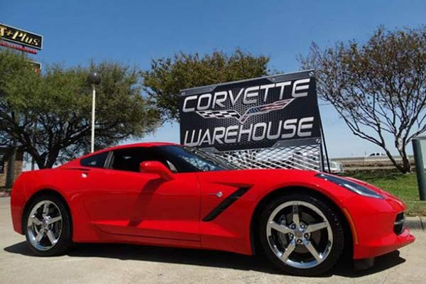 Here Are the Cheapest Chevy Corvettes For Sale on Autotrader