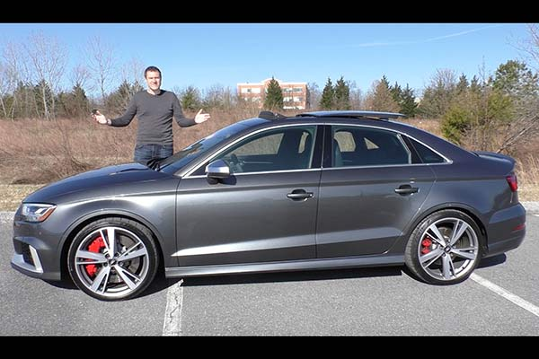 Video | Here's Why the Audi RS3 Is My Favorite Audi featured image large thumb1