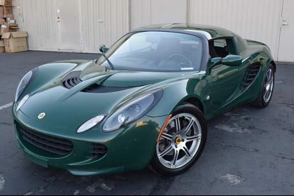 Autotrader Find: 2006 Lotus Elise With 96,000 Miles featured image large thumb0