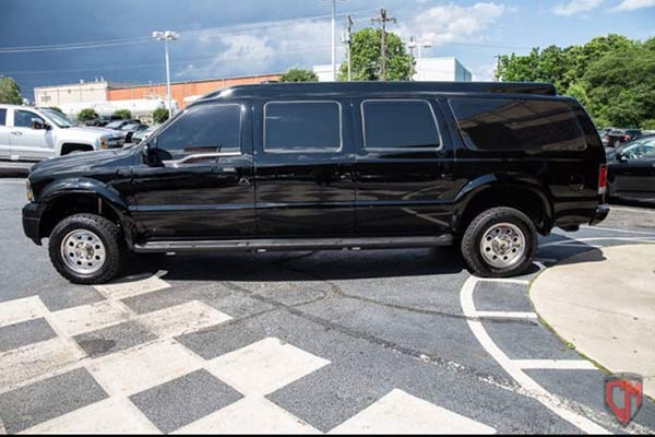 Autotrader Find: Armored Six-Door 2005 Ford Excursion featured image large thumb0