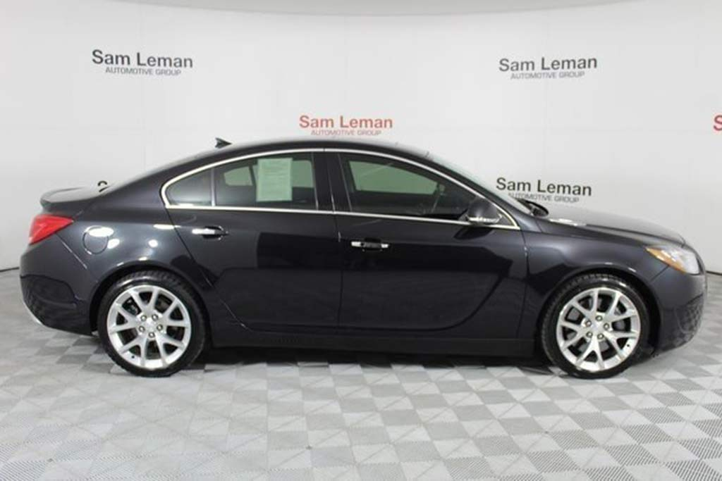 A Used Buick Regal GS Is a Good Deal On a Rare Performance Car featured image large thumb0