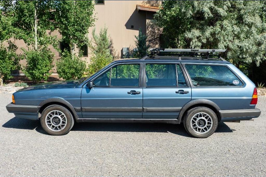 Autotrader Find: 1986 Volkswagen Quantum Wagon featured image large thumb1