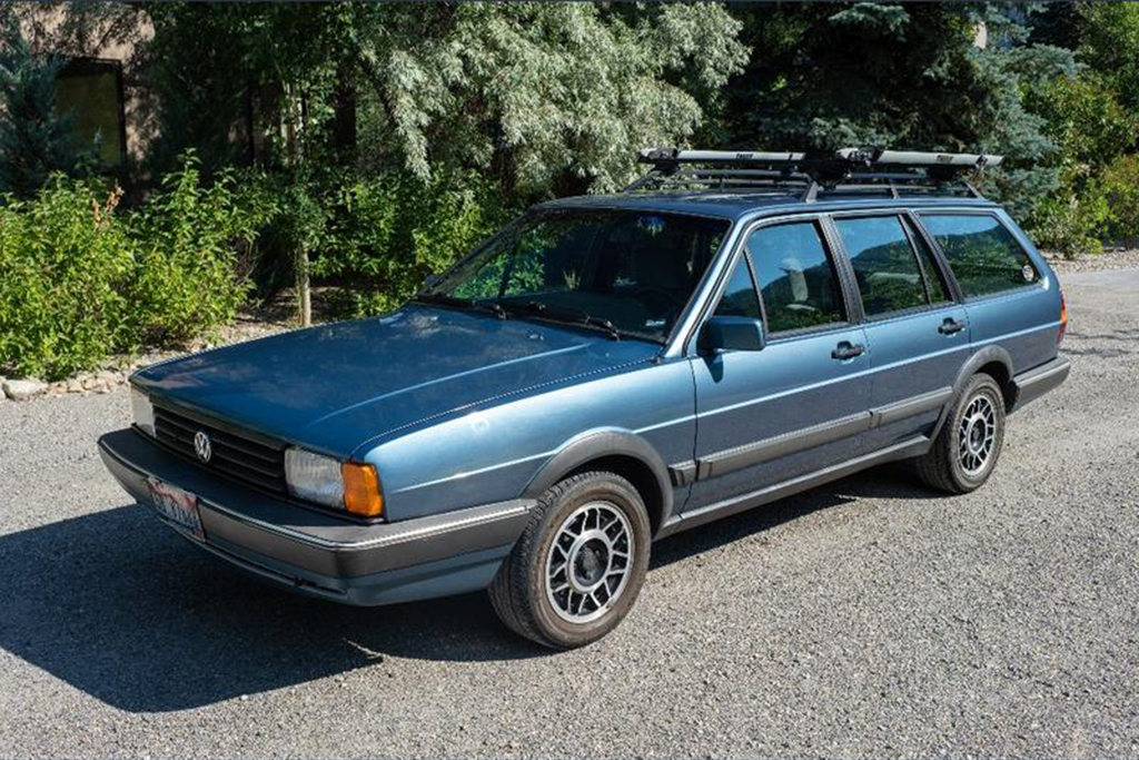 Autotrader Find: 1986 Volkswagen Quantum Wagon featured image large thumb2