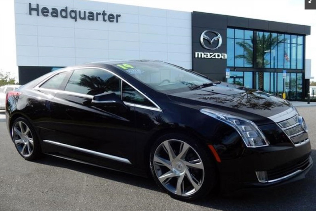 The Cheapest Cadillac ELR on Autotrader Is Under $19,000 featured image large thumb0