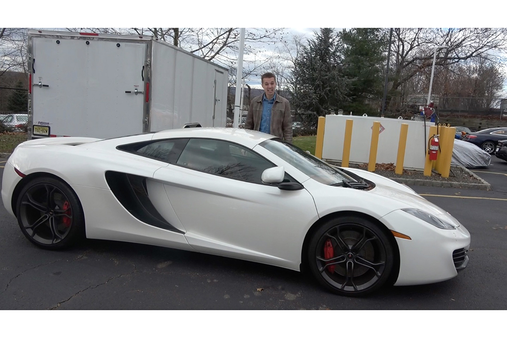 Video | I Bought the Cheapest McLaren MP4-12C in the US featured image large thumb1