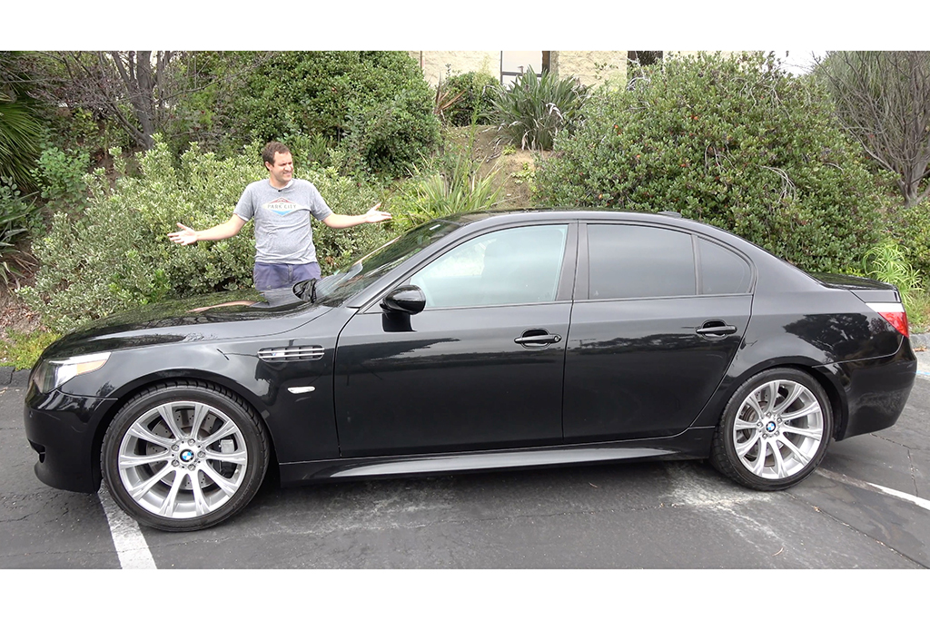 Video | The E60 BMW M5 Is the Best Car You Should Never Own featured image large thumb1
