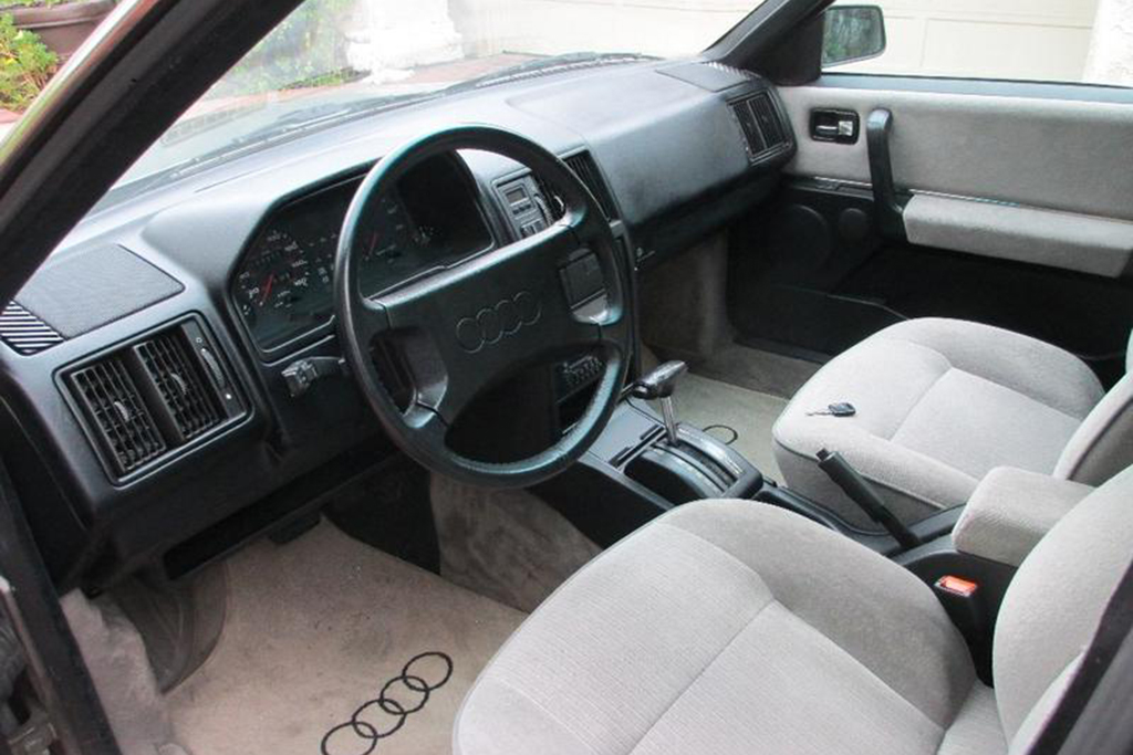 Autotrader Find: Excellent 1987 Audi 5000 CS featured image large thumb1