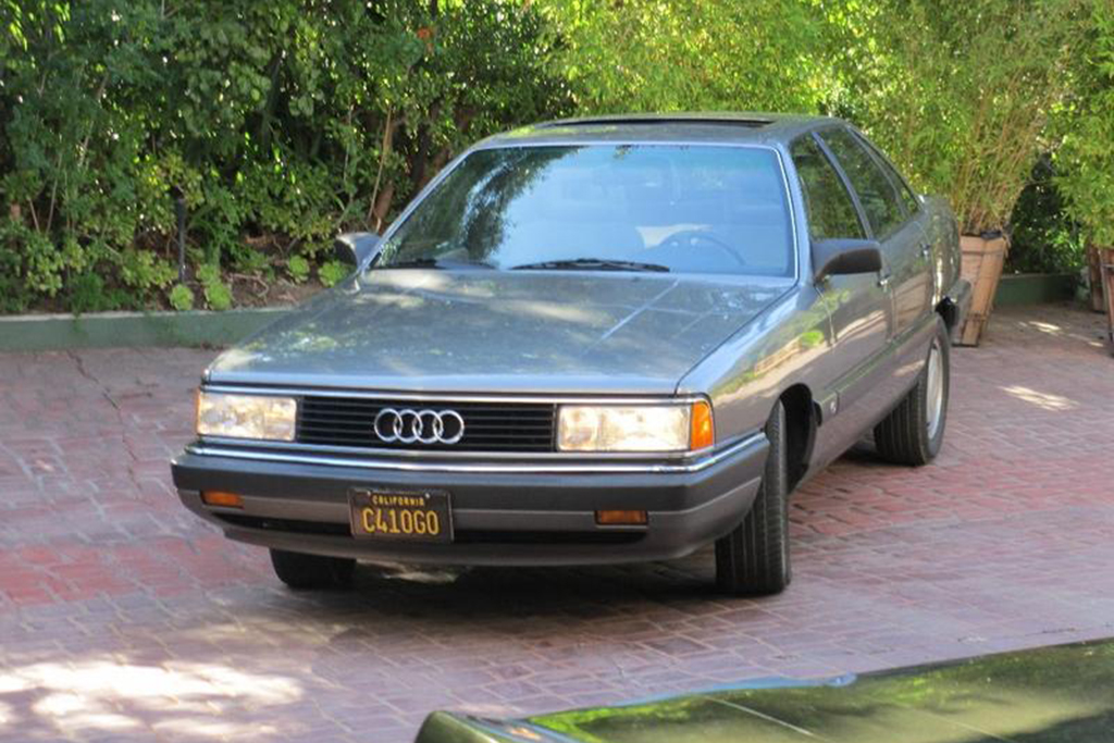Autotrader Find: Excellent 1987 Audi 5000 CS featured image large thumb3
