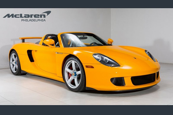 2005 Porsche Carrera GT - Paint to Sample