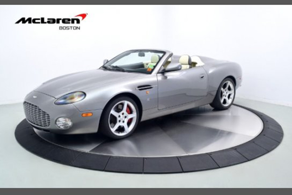 Autotrader Find: 1-of-100 2003 Aston Martin DB AR1 featured image large thumb0
