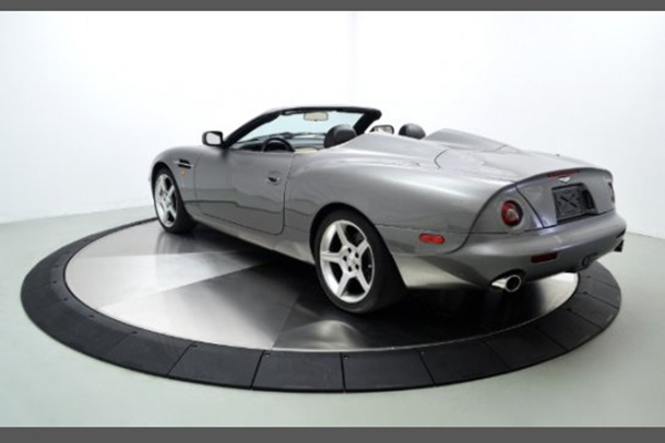 Autotrader Find: 1-of-100 2003 Aston Martin DB AR1 featured image large thumb1