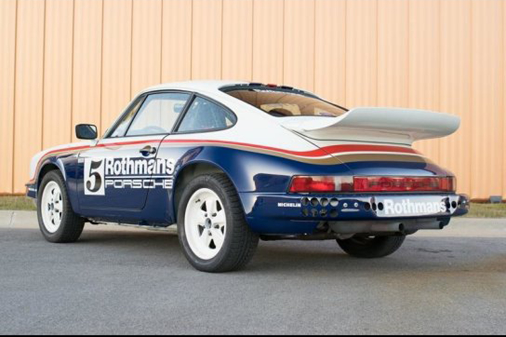 Autotrader Find: 1983 Porsche 911 Rothmans Rally Car Tribute featured image large thumb1