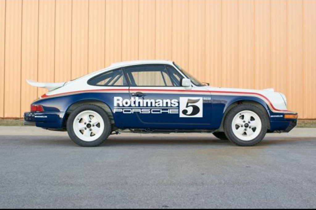Autotrader Find: 1983 Porsche 911 Rothmans Rally Car Tribute featured image large thumb2