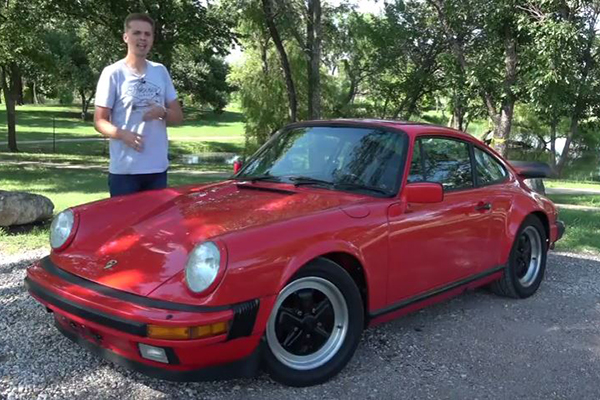 Video | Here's Everything I Love About My Air-Cooled Porsche 911 -- and Everything I Hate featured image large thumb1