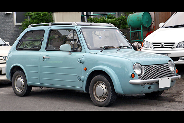 The Nissan Pao Was Way Ahead of Its Time featured image large thumb0