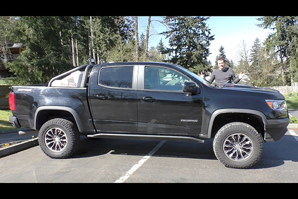 Video | Here's Why the Chevy Colorado ZR2 Is the Coolest Midsize Truck featured image large thumb1