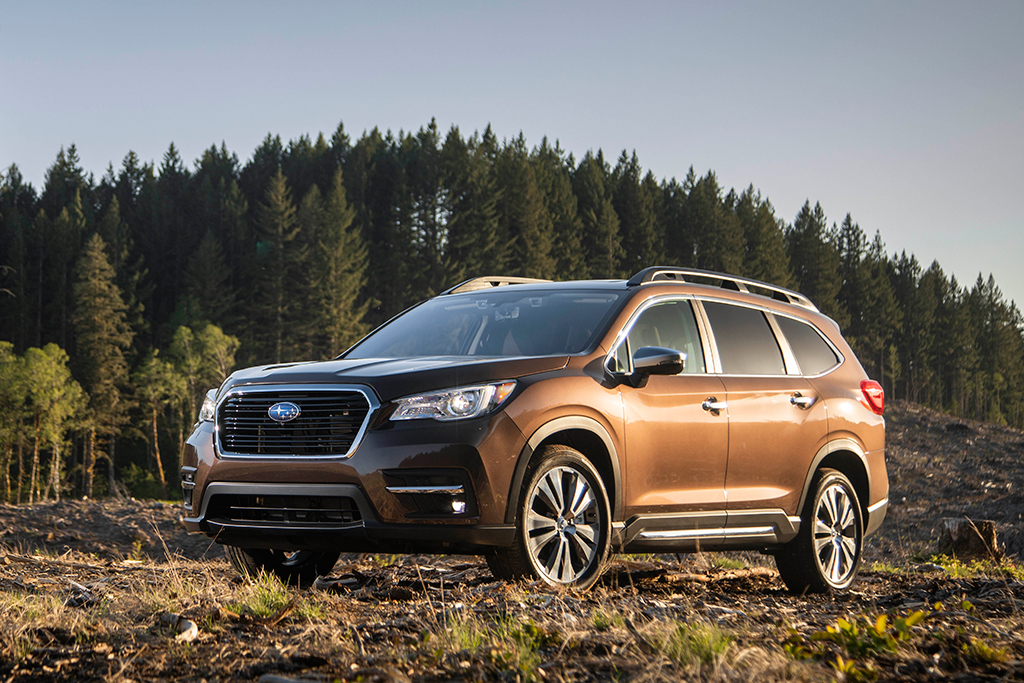 2019 Subaru Ascent: New Car Review featured image large thumb1