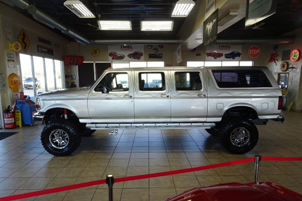 Autotrader Find: 1993 Ford F-350 With Six Doors featured image large thumb1
