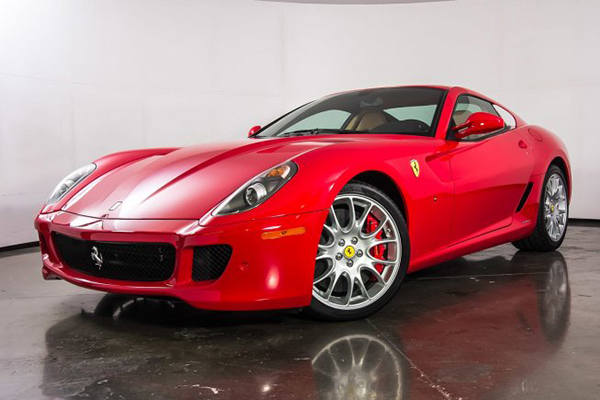 Autotrader Find: Ferrari 599 GTB With a Manual Transmission Swap featured image large thumb3