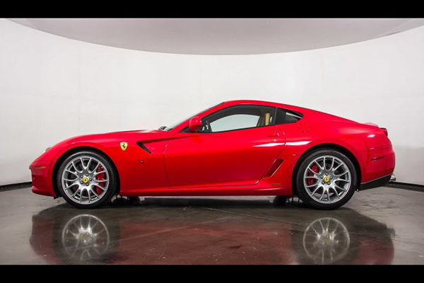 Autotrader Find: Ferrari 599 GTB With a Manual Transmission Swap featured image large thumb0