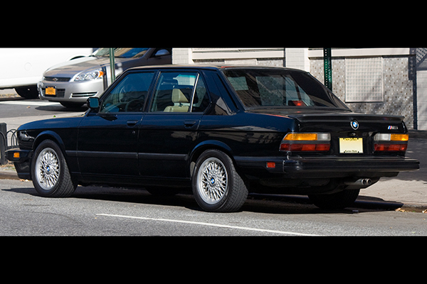 here are all the bmw m5 generations ranked from best to worst 2013 BMW M5 Performance