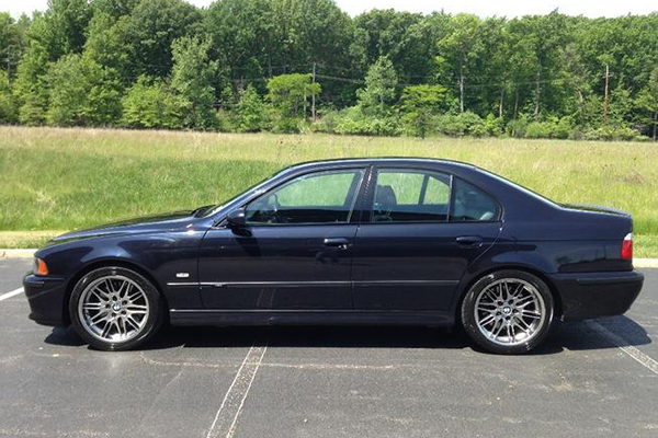 Here Are All the BMW M5 Generations Ranked From Best to
