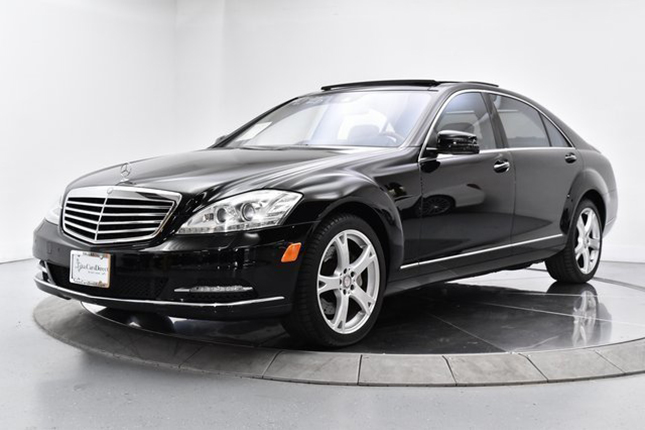 I'm Really Tempted to Buy a Used Mercedes S 350 Diesel - Autotrader