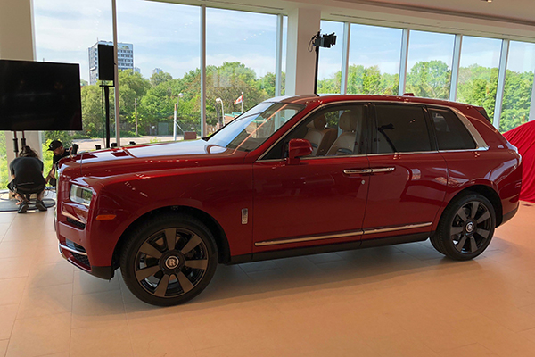 You're Wrong, the Rolls-Royce Cullinan Is Beautiful featured image large thumb1