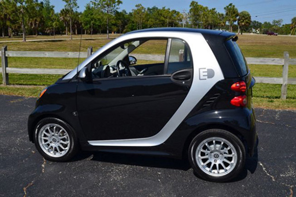 2017 Smart Fortwo Electric Drive 4 490 Opens A New Window The Est Car