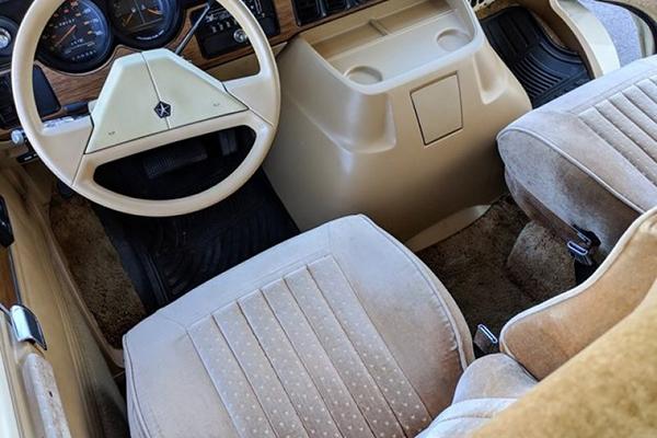Autotrader Find: Shockingly Nice 1987 Dodge Camper Van featured image large thumb2