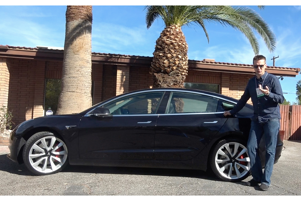 Video | The Tesla Model 3 Dual Motor Performance Is Amazing -- But Also Depressing featured image large thumb1