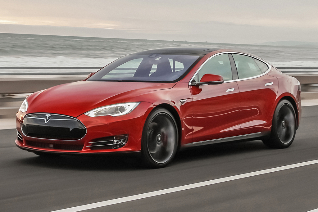 The Tesla Model S Is A Surprisingly Bad Family Car For One Reason