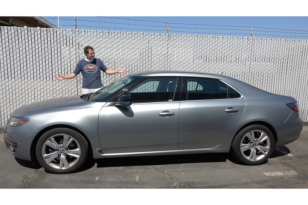 Video | The 2011 Saab 9-5 Was Saab's Last Gasp For Life featured image large thumb1