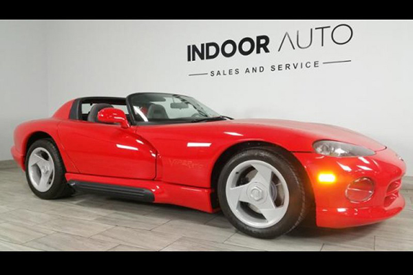 The Original Dodge Viper Is Insanely Undervalued featured image large thumb0