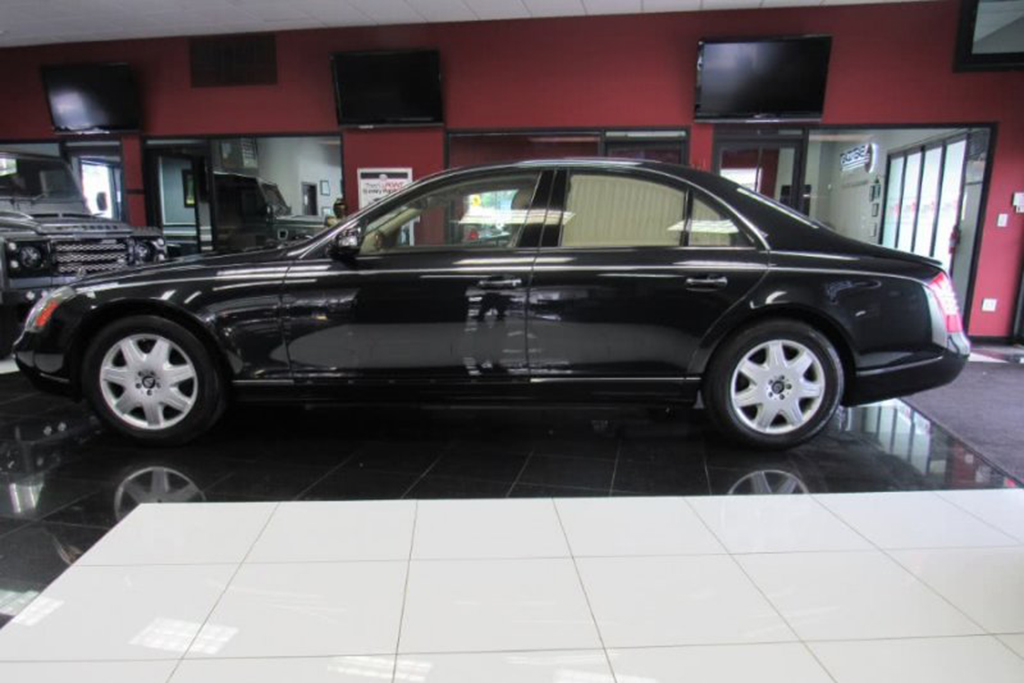 The Cheapest Maybach On Autotrader is Now Under $50,000 featured image large thumb0