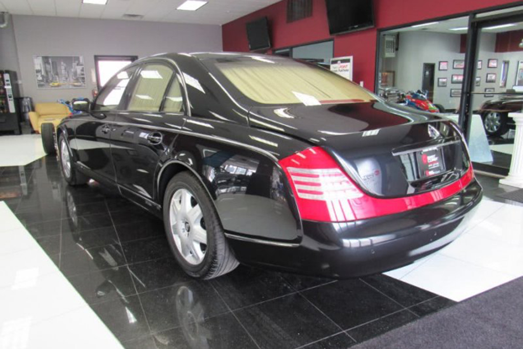 The Cheapest Maybach On Autotrader is Now Under $50,000 featured image large thumb1