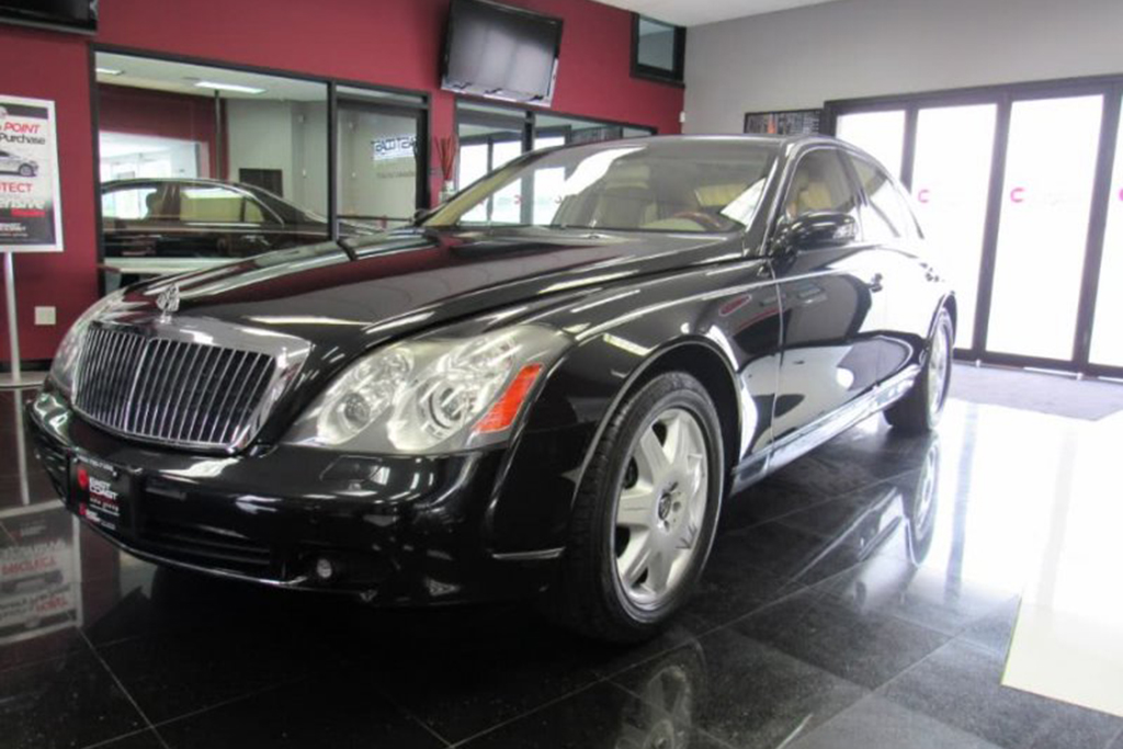 The Cheapest Maybach On Autotrader is Now Under $50,000 featured image large thumb2