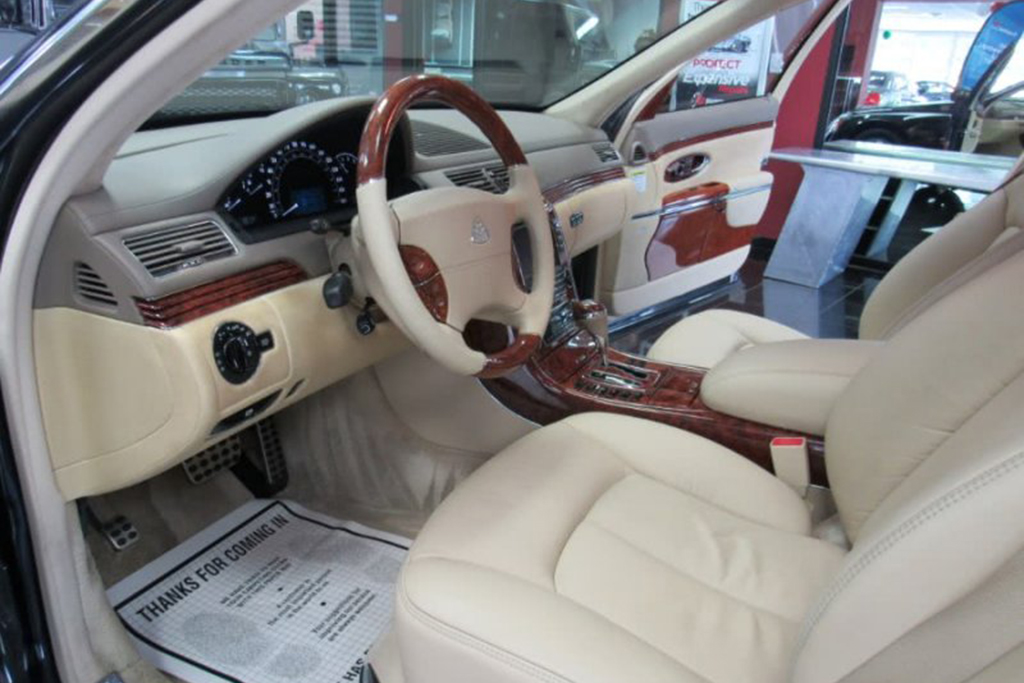 The Cheapest Maybach On Autotrader is Now Under $50,000 featured image large thumb5