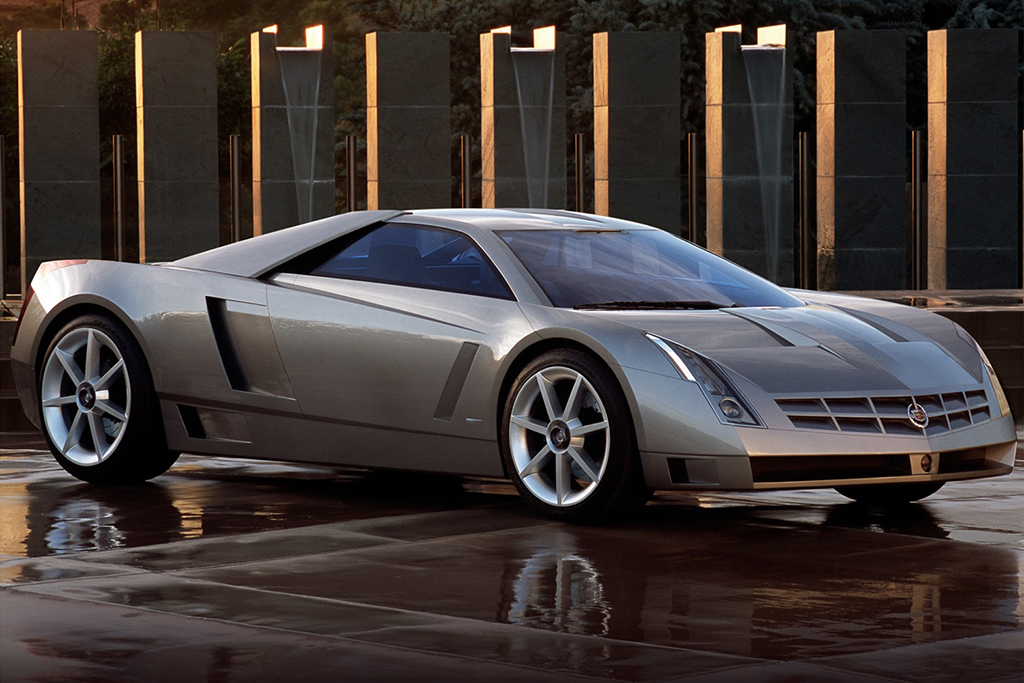 The Cadillac Cien is the Coolest GM Car That Never Was featured image large thumb0