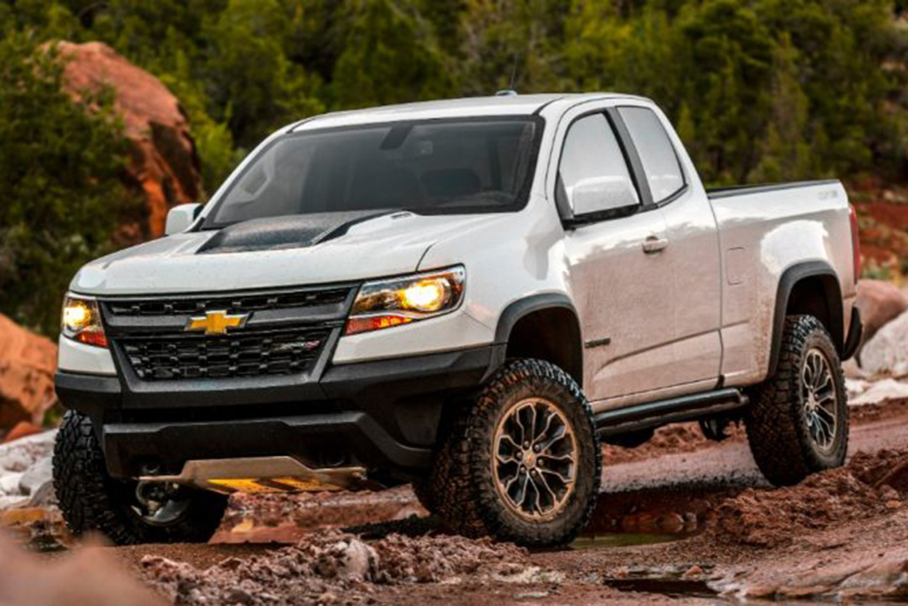 The Chevy Colorado is the Truck That Made Me Like Trucks featured image large thumb0