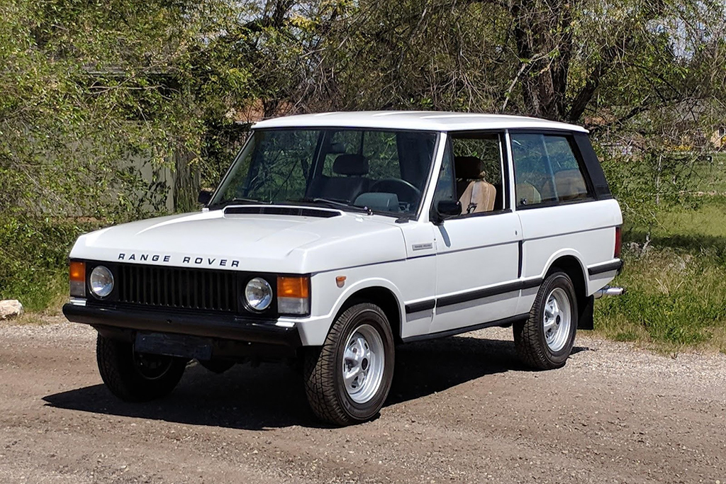 Video | The Range Rover Classic is the Original 2-Door Range Rover featured image large thumb1