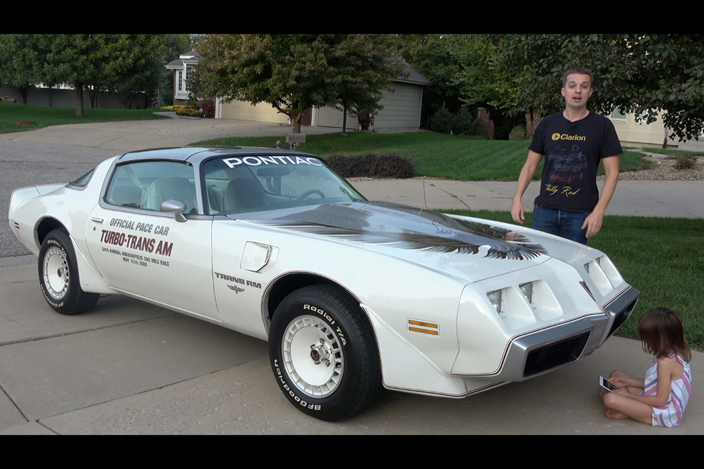 Video | This Weird 1980 Pontiac Trans Am Turbo Was the Last Breath of the Muscle Car Era featured image large thumb1
