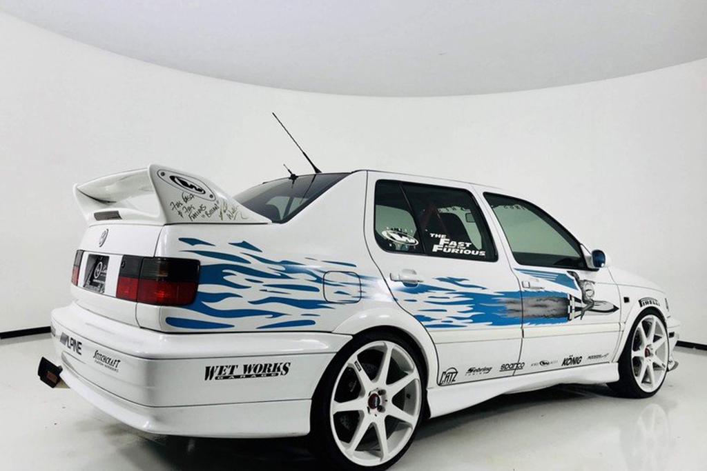 The VW Jetta from The Fast and The Furious is For Sale on Autotrader featured image large thumb2