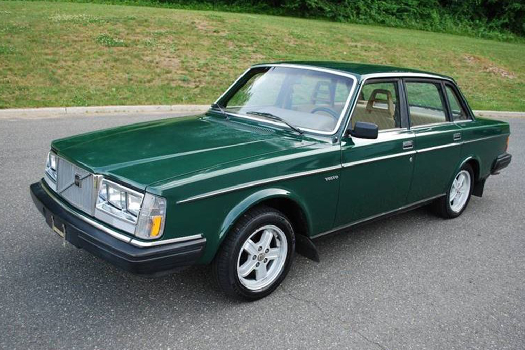 Autotrader Find: 1983 Volvo 240 With Just 57,000 Miles featured image large thumb0